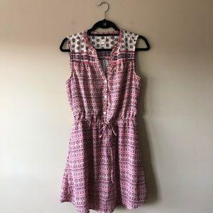 GAP printed sleeveless dress